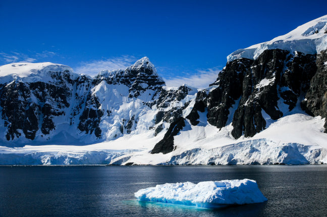 Antarctica, de andere wereld.