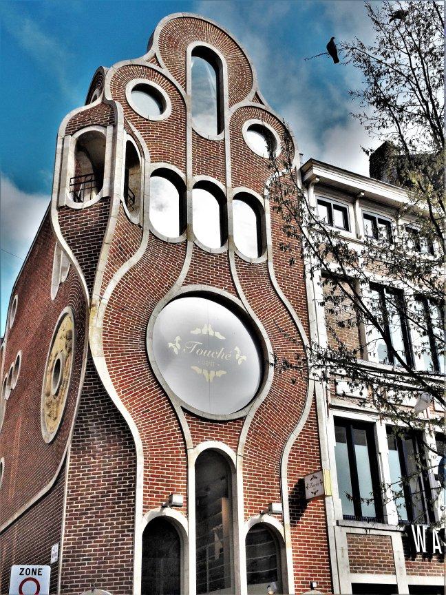 Kalandestraat 1 in Gent