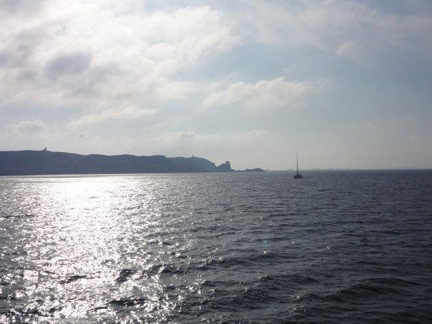 Van Corsica naar Sardinië