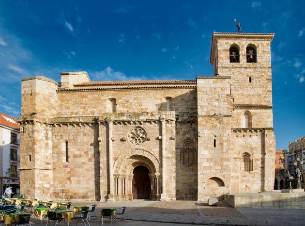 Romaanse kerk Zamora