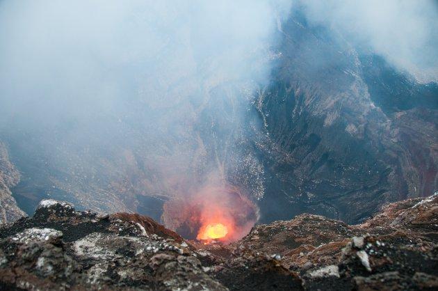 Mt. Marum - 1 vd 2 zustervulkanen