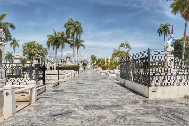 Cementerio de Santa Ifigenia