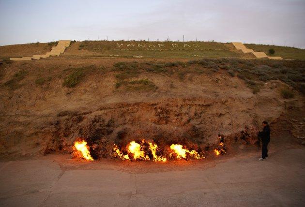 Het eeuwige vuur
