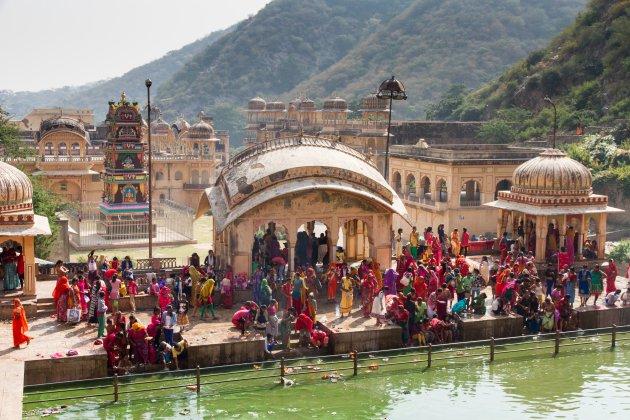 De prachtige tempels van India