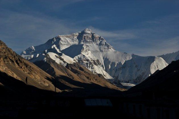 Mt. Everest ...