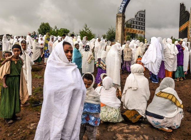 Mariadag in Debarq