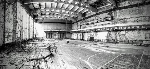 Dagtrip naar Tsjernobyl