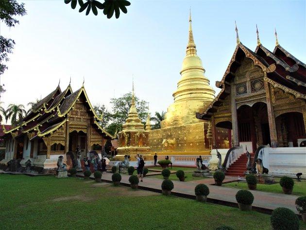Tempelcomplex Chiang Mai