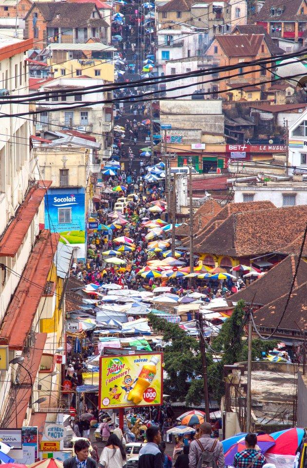 Markt in Tana