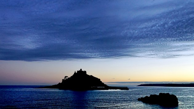 St Michael's mount en Jack, de giant killer