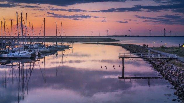 Sunset@Zeeland