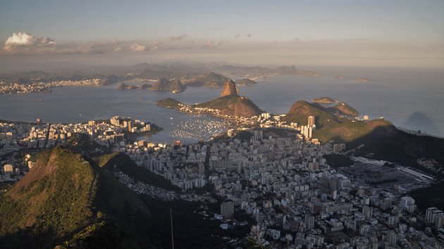 Baai van Rio de Janeiro