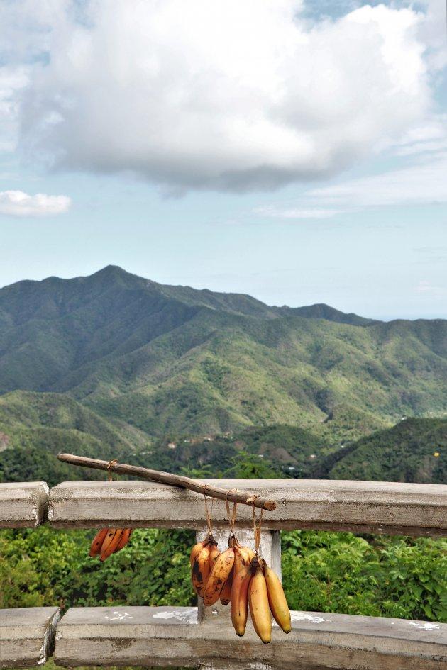 In de buurt van Baracoa