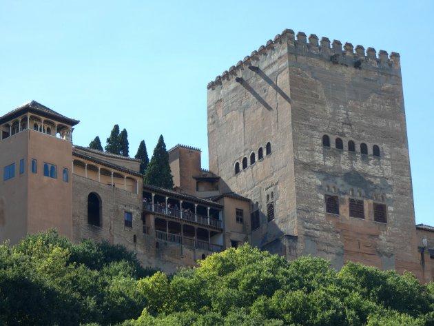Stadswandeling om het Alhambra
