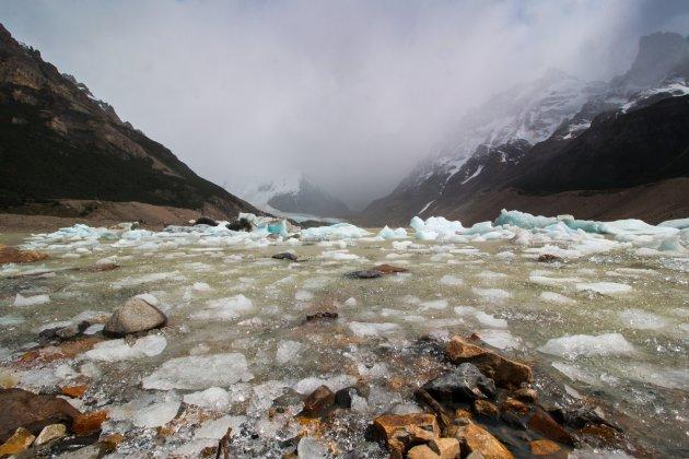 Wandelen vanuit El Chaltén in Patagonië