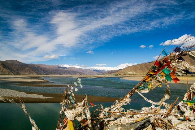 De heilige meren van Tibet