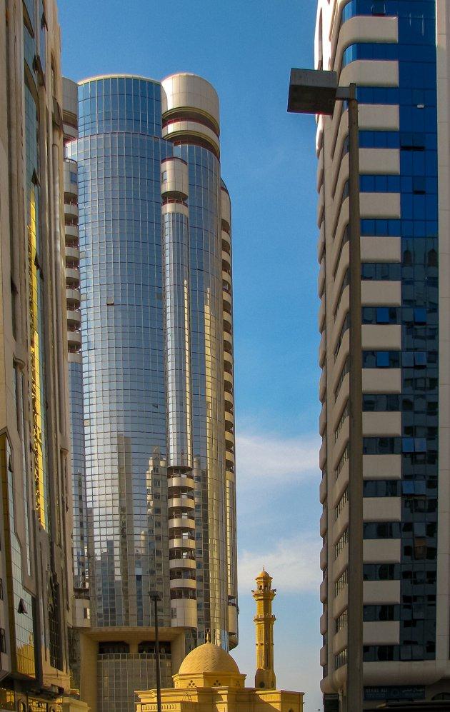 Abu Dhabi Down Town