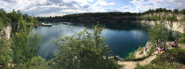 """Zakrzowek; het """"geheime"""" meer"""