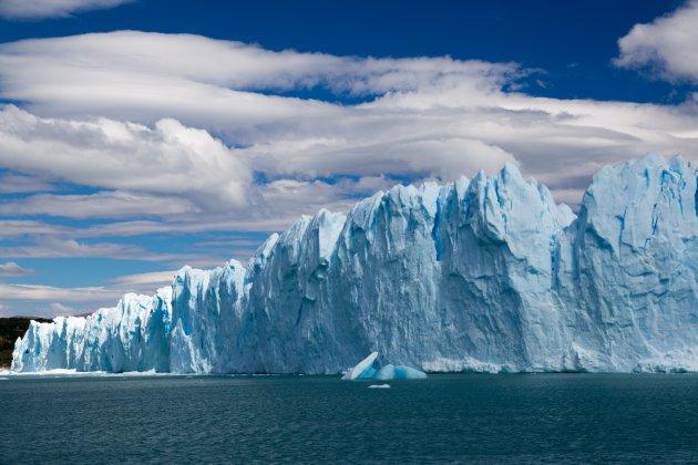 Een grandiose gletsjer