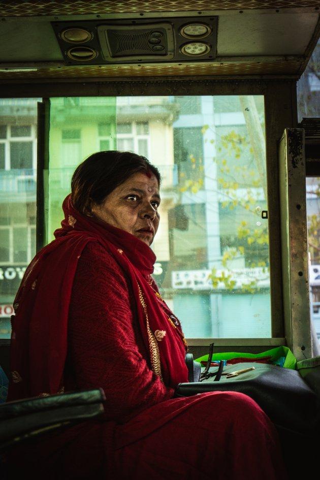 Kathmandu naar Soti Khola met de bus