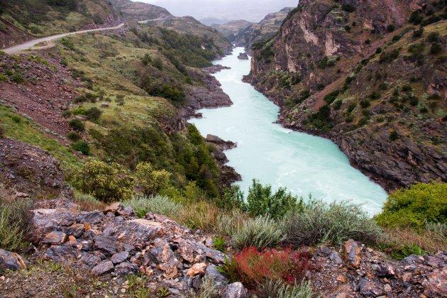 Verdwaal in de Chacabuco vallei