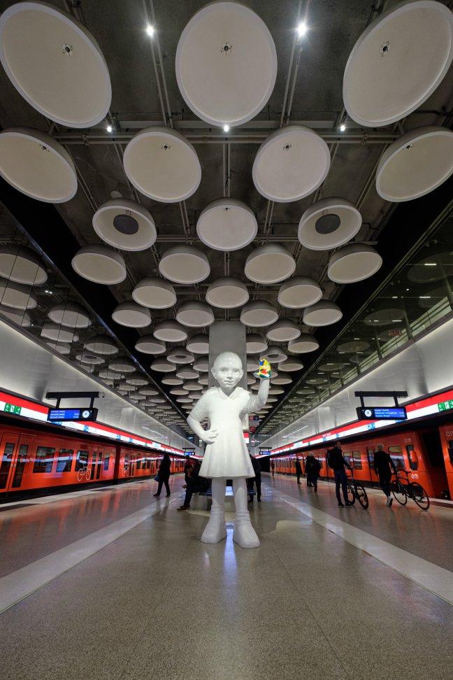 Metrostation Tapiola