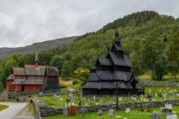 #mynorwaystories Staafkerk van Borgund