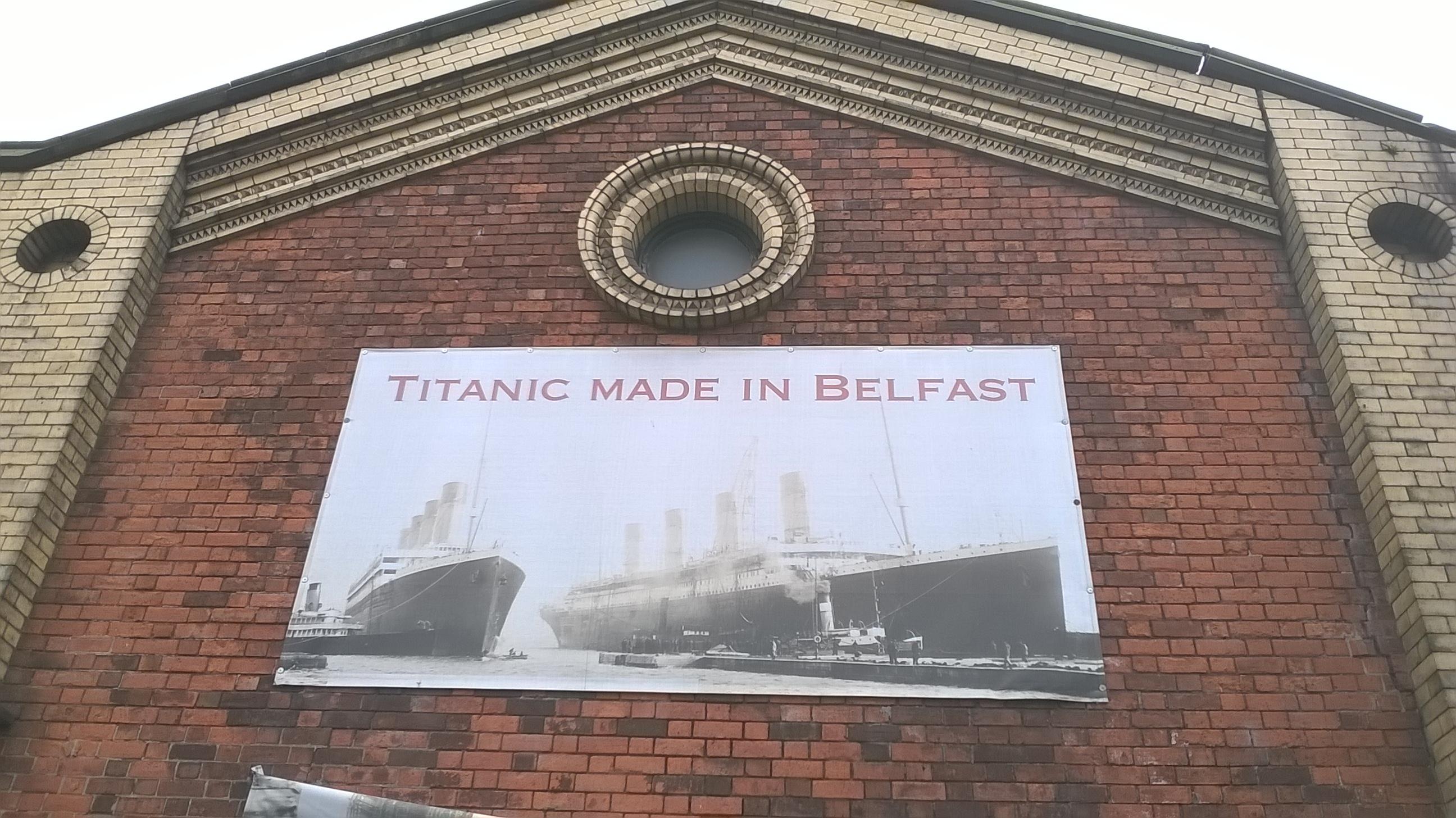 Belfast, no worries no more troubles