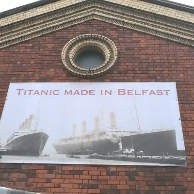 Voorvertoning Belfast, no worries no more troubles