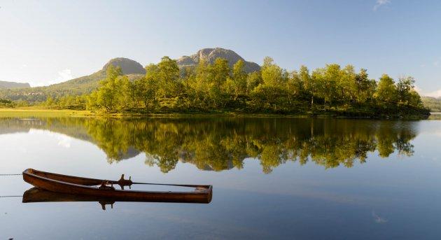 Privémeer in Noorwegen