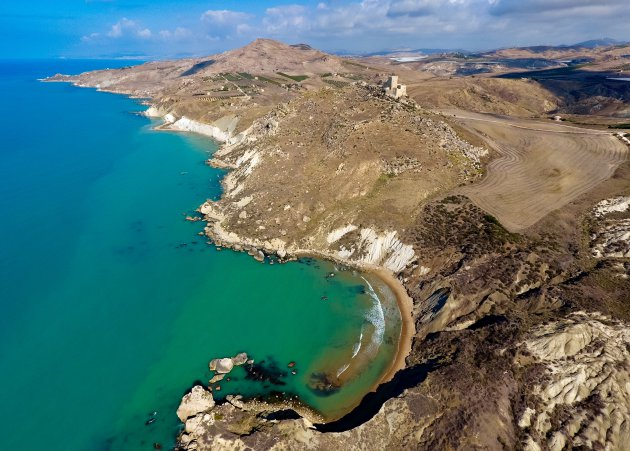 Kliffen en Strandjes