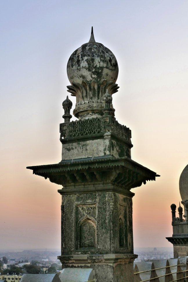 Tombe van Golgumbaz
