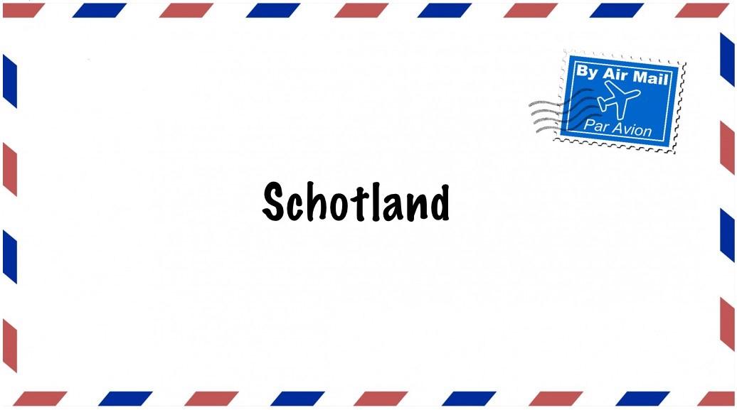 Een brief aan Schotland