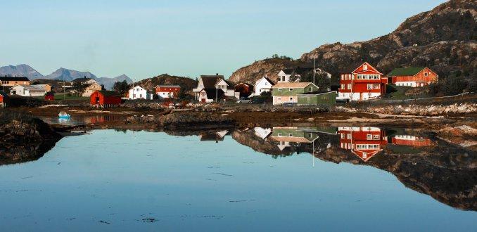 Arctisch Sommarøy