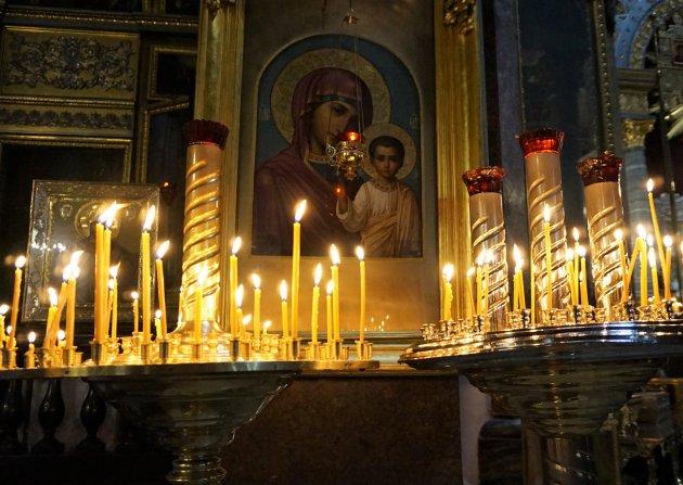 kathedraal van Kazan