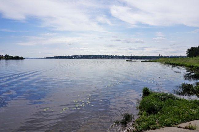 naar de Volga