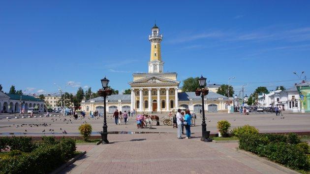 branduitkijktoren Kostroma
