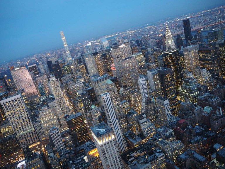 HET BESTE UITZICHT VAN NEW YORK: EMPIRE STATE BUILDING, TOP OF THE ROCK OF ONE WORLD?