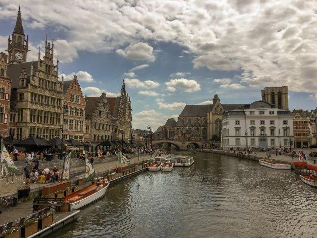 De mooiste stad van België