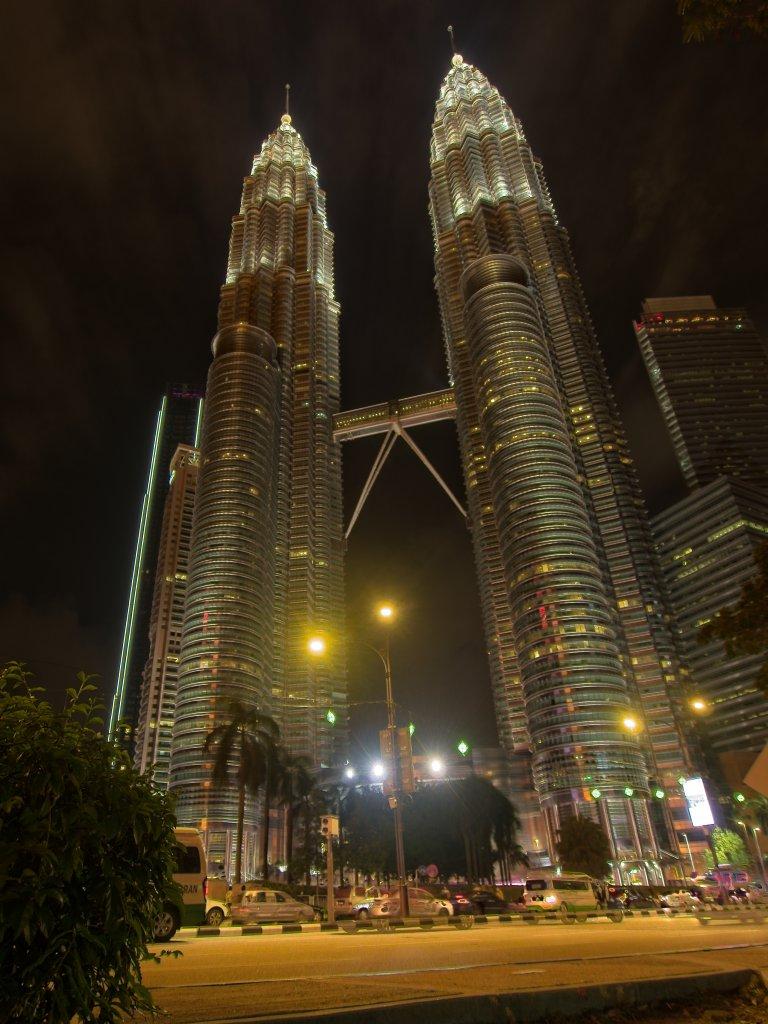 1 maand backpacken in Maleisië: Kuala Lumpur