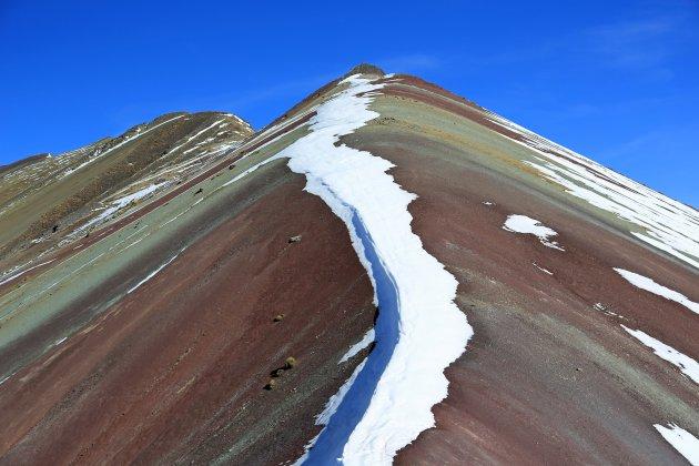 Palccoyo Rainbow Mountain, bloed, zweet en tranen.