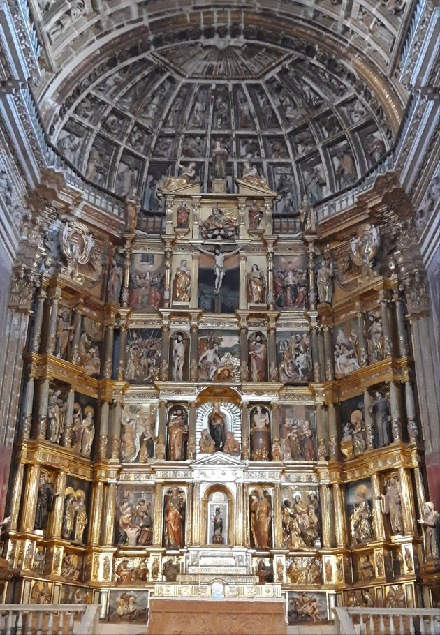 Altaar van Monasterio San Jeronimo