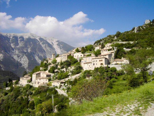 Sfeer snuiven in de Provence