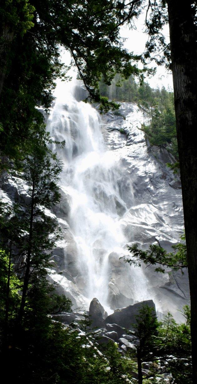 Nog een waterval