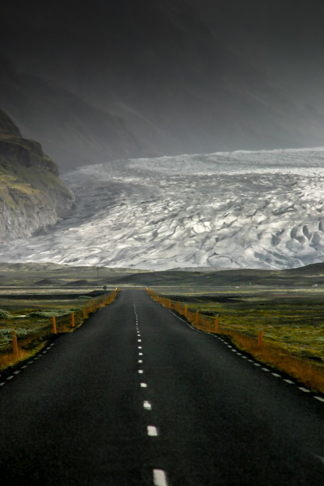 IJsland, het land van alle weertypes