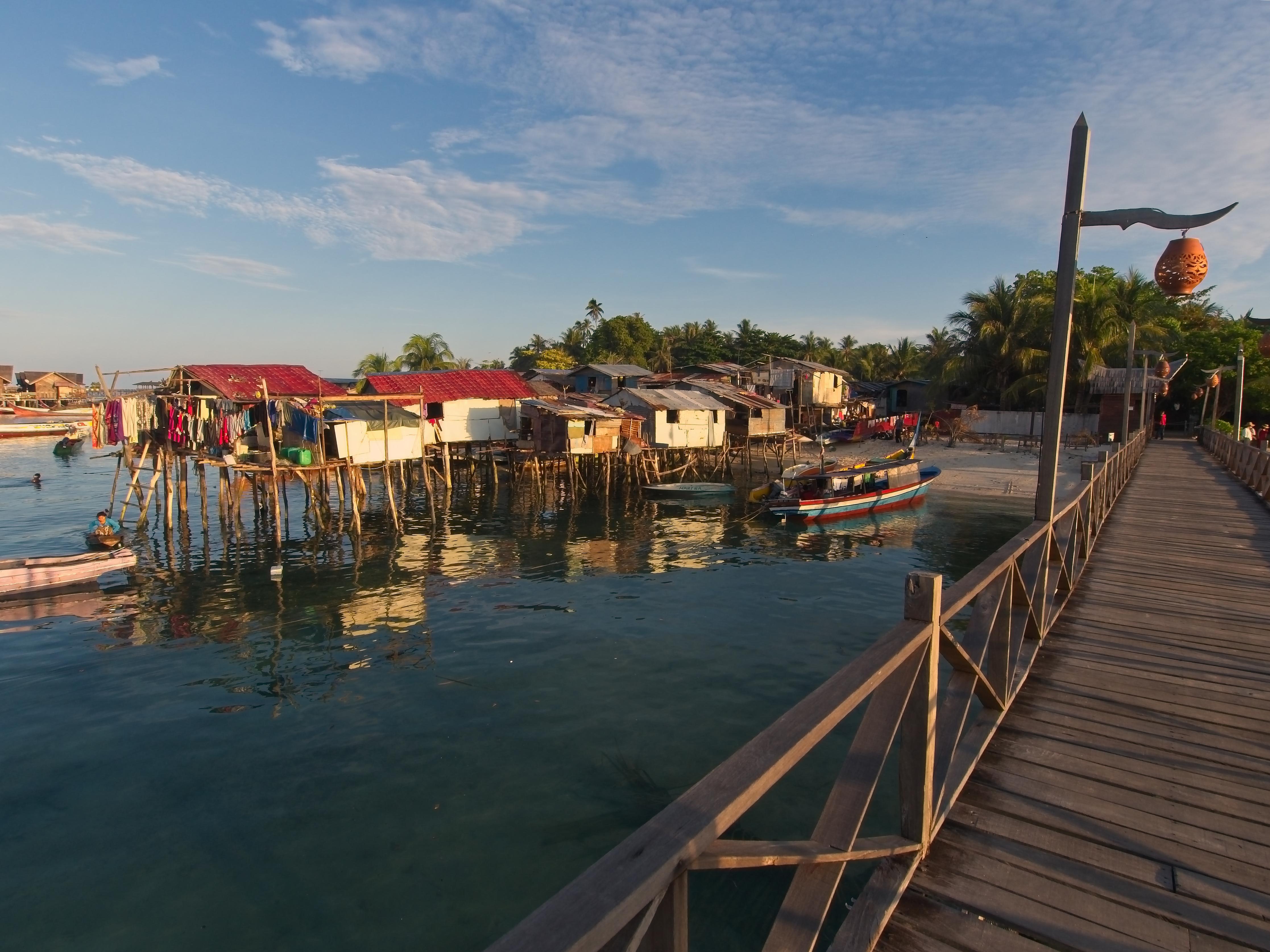 1 maand backpacken in Maleisië: Duiken bij Mabul, Kapalai & Sipadan