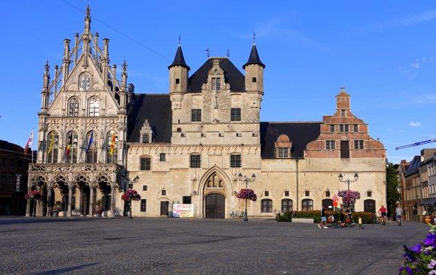 bezoek aan Mechelen