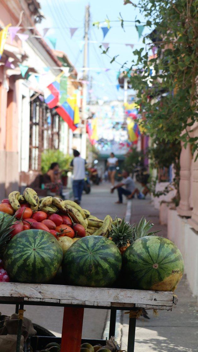 De straat waar cultuur samen komt