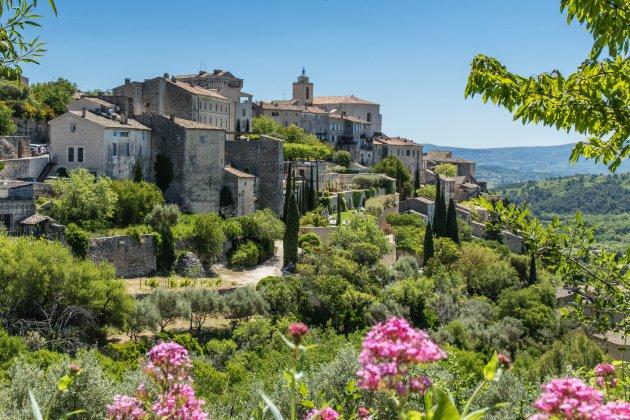Gordes, un des plus beaux villages de France