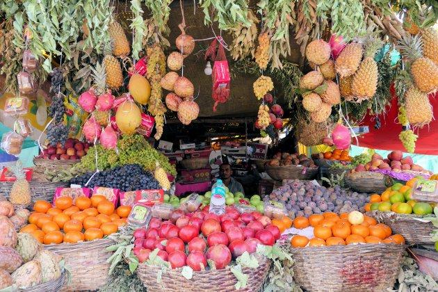 Heerlijk vers fruit!